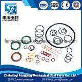 Joint circulaire de silicones de catégorie comestible anneau de joint d'arbre en boucle en caoutchouc de Mechanie