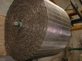 ステンレス鋼ワイヤーリングの網ベルト