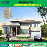 Wohle Entwurfs-Stahlrahmen-Zwischenlage-Panel-Familien-lebendes vorfabriziertes Haus