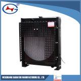 4TNV106 (T) -4 pequeño radiador de aluminio precio de fábrica el radiador Radiador Genset