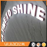 대중 음악 상해 공장에서 아크릴 LED 가벼운 편지 표시
