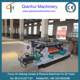 Machine rotatoire de tour d'écaillement de placage de logarithme naturel de machine de contre-plaqué