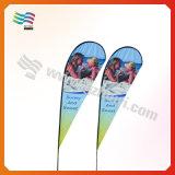 Bandierina di spiaggia di pubblicità all'ingrosso di alta qualità (HY-AF567)