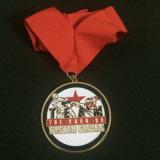 Medalhas de liga de zinco personalizada