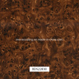 車の部品および毎日の使用Bds23172のための1mの幅のHydrographicsの印刷のフィルムの木パターン