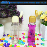 Bottiglia di vetro della salsa di soia della cristalleria del commestibile
