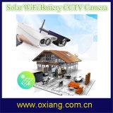 Détecteur IRP Solaire 1080P Caméra de vidéosurveillance IP66 2MP caméra WiFi batterie solaire