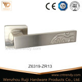 Кусковатая ручка рукоятки двери ремуа на квадратном Rose (Z6205-ZR09)