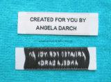 Kleding Garment Geweven Hoofd Label Tags (WT-01)