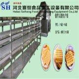 Linea di produzione del biscotto della cialda/macchina fabbricazione di biscotti della cialda dalla Cina