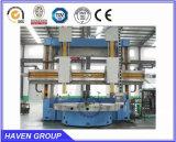 Máquina do torno vertical da coluna do dobro da série CAQ5260