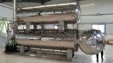 Type horizontal bac du chauffage SUS304 électrique de stérilisation