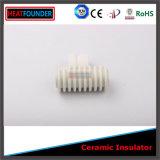 Aislador de cerámica eléctrico de rosca