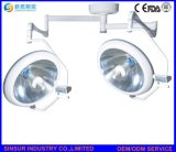 Hospital halogen double of domes Ceiling Shadowless operating Surgical Light