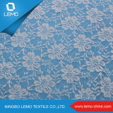 Trikot Fabric Lace mit Different Material