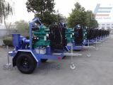 Pompe à eau centrifuge à remorque (IS)