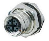 M12 X-conector da lateral do painel de codificação