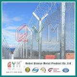 Barriera di sicurezza saldata rete fissa della rete metallica del filo della prigione