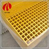 Plástico reforzado con fibra de alta resistencia/GRP rejilla moldeada Mini-Mesh chirrido