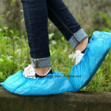 Tampa plástica Shaped One-Time impermeável da sapata que faz a máquina