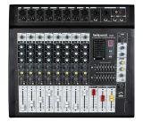 Oeuvre parfaite avec le président 8 canaux audio professionnel entrée USB mélangeur Pmx8
