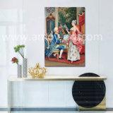 Высокое качество Королевского данные картины маслом на холсте для дома украшения