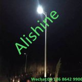 Con un alto brillo LED para alumbrado público solar de 20 W Factory