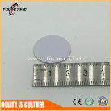 Kundenspezifische Platten-Marke der Größen-PVC/Pet RFID für den Anlagegut-Gleichlauf