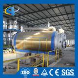 가장 새로운 디자인 낭비 플라스틱 기름 리사이클링 시스템