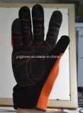 Работая перчатка Перчатк-Безопасности Перчатк-Тяжелого Перчатк-Веса Перчатки-Oil&Gas обязанности поднимаясь
