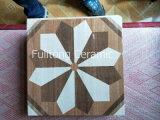 Azulejo de suelo de cerámica esmaltado alta calidad de la pared de la inyección de tinta