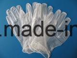 Luvas de vinil Unpowder disponíveis OEM