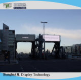 Outdoor P4.81 LED screen panel display with for Event Rental