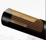 Tuyau en acier composite encadrée PE pour l'approvisionnement en eau