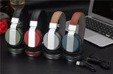 Hoofdtelefoon van de Hoofdtelefoon Bluetooth van de Muziek van de Nevel van het metaal de Draagbare Stereo Draadloze V4.0