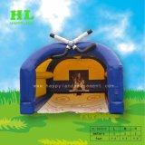 子供のおもちゃとして多彩な屋外の対話型の膨脹可能な崖のジャンパーのゲーム