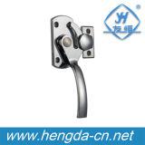 Portelli delle maniglie in lega di zinco Yh9480 e maniglie industriali di Windows