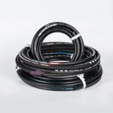Broad Size 32mm Resistant Oil Hydraulic Hose DIN In 2sn with 125 Bar W.P.