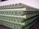 섬유유리 Anti-Corrosion 지하 FRP GRP 관