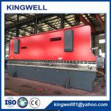 Freno plateado de metal de la prensa hidráulica de la venta caliente con el mejor precio (WC67Y-250TX3200)