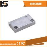 La placca a pressione della macchina per cucire della lega di alluminio le parti della pressofusione