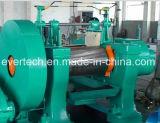 Máquina do triturador de pneu grânulos de reciclar fazendo a máquina