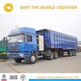 Shacman 6X4のダンプトラック290HPのダンプカートラック