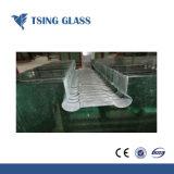 3mm-19mm perforaron el vidrio templado con Ce certificado SGS ISO