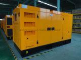 セリウム公認100kw 6シリンダー4strokeディーゼル発電機(GDC125*S)