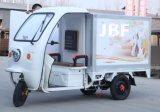 Elektrisches Dreirad, Anlieferungs-Auto 3.0 (Einstellung der thermischen Isolierung)