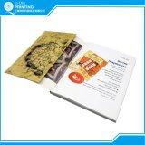 Stampa del libro del commercio all'ingrosso del grippaggio perfetto del documento di arte