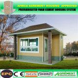 쉬운 임명 최신 디자인 호화스러운 조립식 선적 컨테이너 집 사무실
