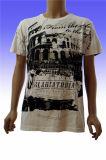 Commerce de gros de l'impression par sublimation thermique T-Shirt pour hommes