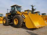 Zf Gear Box를 가진 새로운 Model 6000kg Wheel Loader (HQ966)